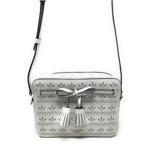 Kate Spade Hayes Camera Bag Bright White Crossbody